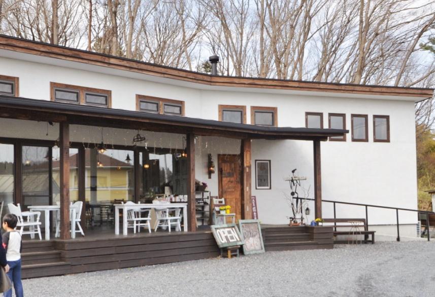 【益子】カフェ巡り。「暖邸(ダンディー)」は犬連れOKでドッグランも有り!
