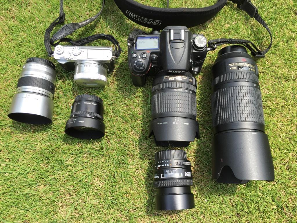 【Nikon1j5】軽量コンパクトで女性にもおすすめのミラーレス1眼!