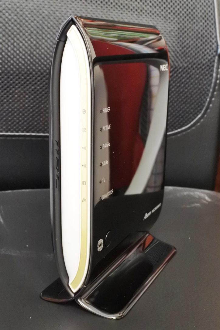 最強の無線LANルータ NEC「PA-WG2600HP2」1ヶ月使用レビュー。欠点が見当たらない・・・。