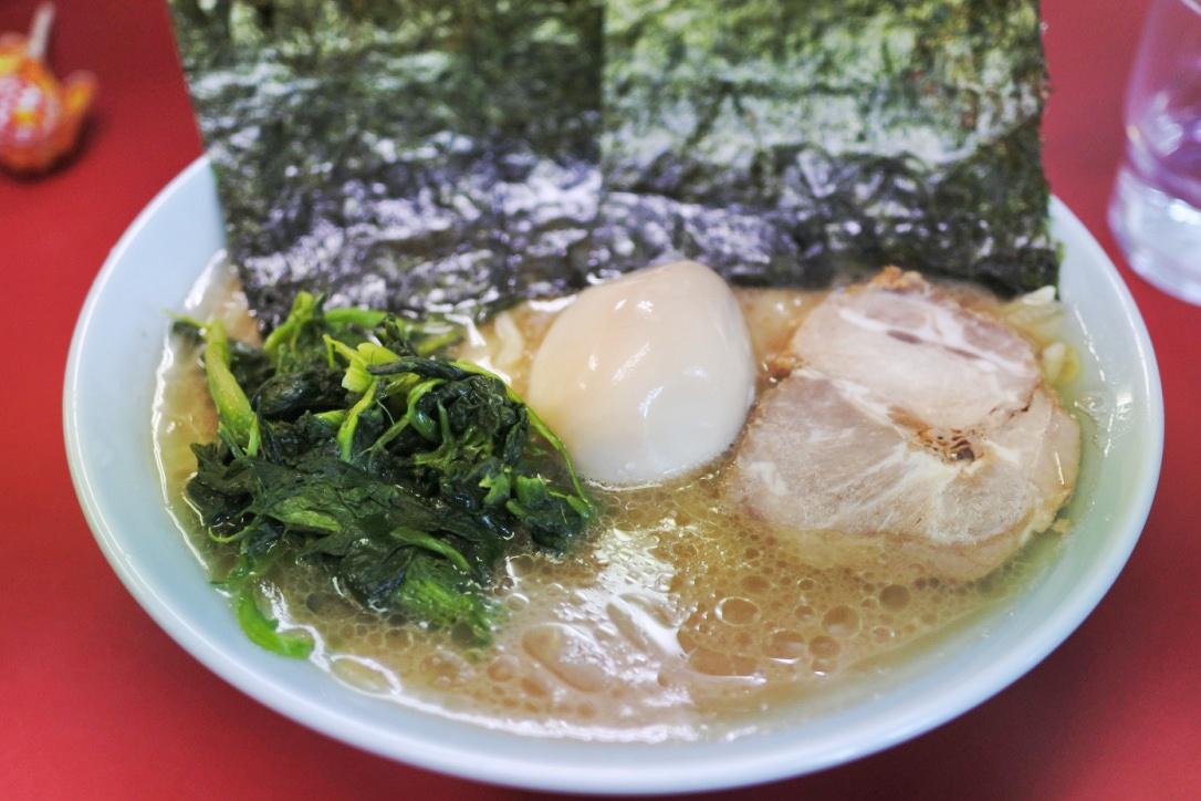 「横浜ラーメン末広家」いつ食べても安定のクオリティ。いつまでも通いたい名店です。