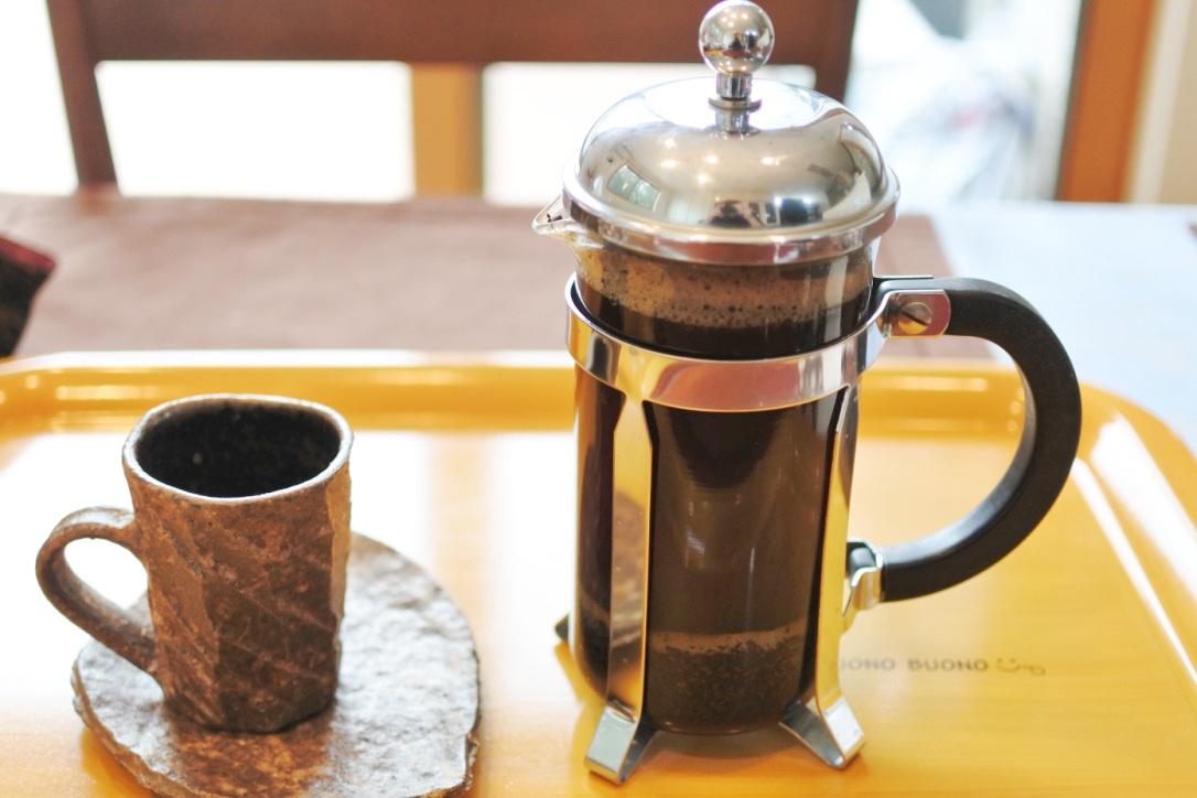 【コーヒー】初心者こそフレンチプレスを使おう!ペーパードリップは難しい