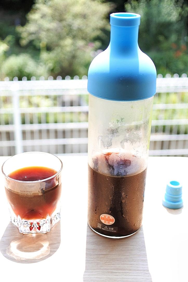【ブルーボトルコーヒー】2017年版コールドブリューボトルの使い方。簡単に使えて実用的!