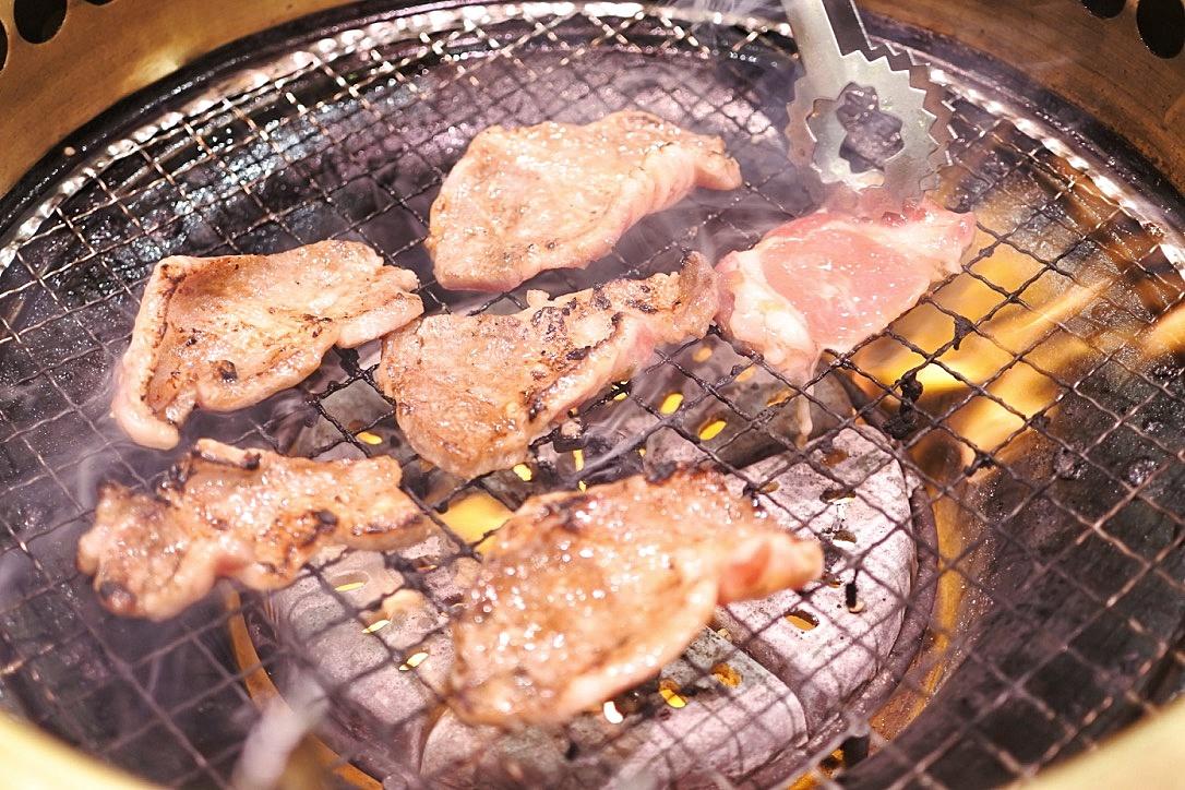 『焼肉や漫遊亭』。あのジャパンミート系列の焼肉屋さんって知ってましたか?