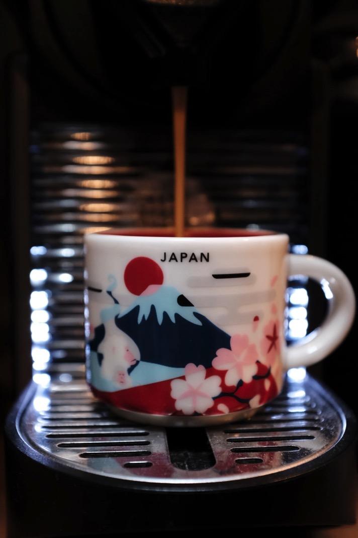 【ジャパンデザインYou Are Here Collectionレビュー】スターバックスの使いやすいデミタスカップ