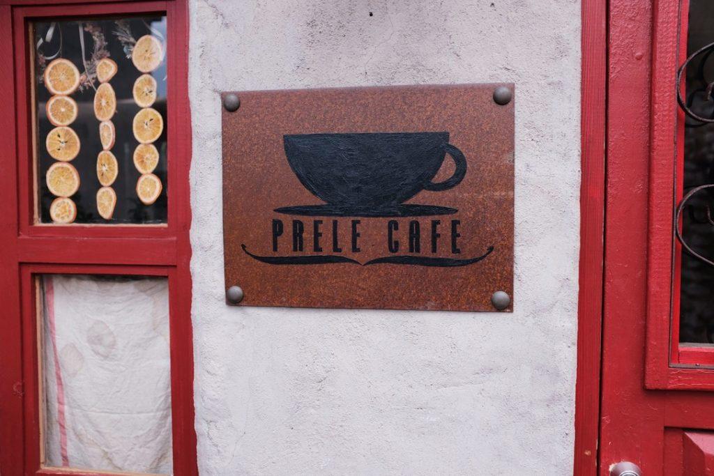 プレールカフェ 印西 田園風景に溶け込む素朴なカフェは犬連れも可