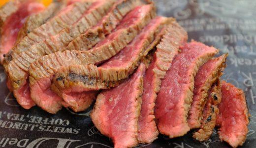 ザ ビフテキ(THE BIFTEKI)の激安ステーキを食べてみた!(ロピア・BIGHOP)