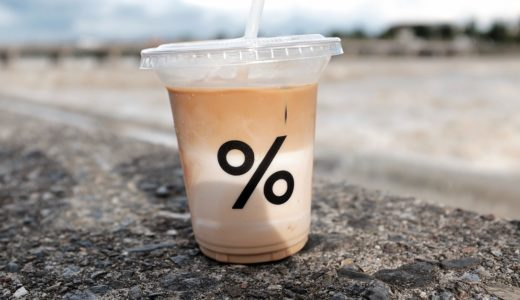 【% アラビカ京都/嵐山】話題のコーヒーショップは行く価値アリ!?アリです!