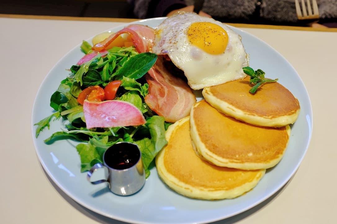 J.S.パンケーキカフェ