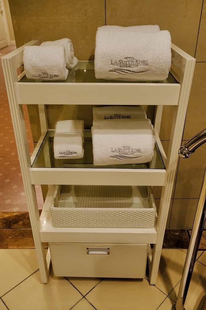 ラスイート神戸の客室
