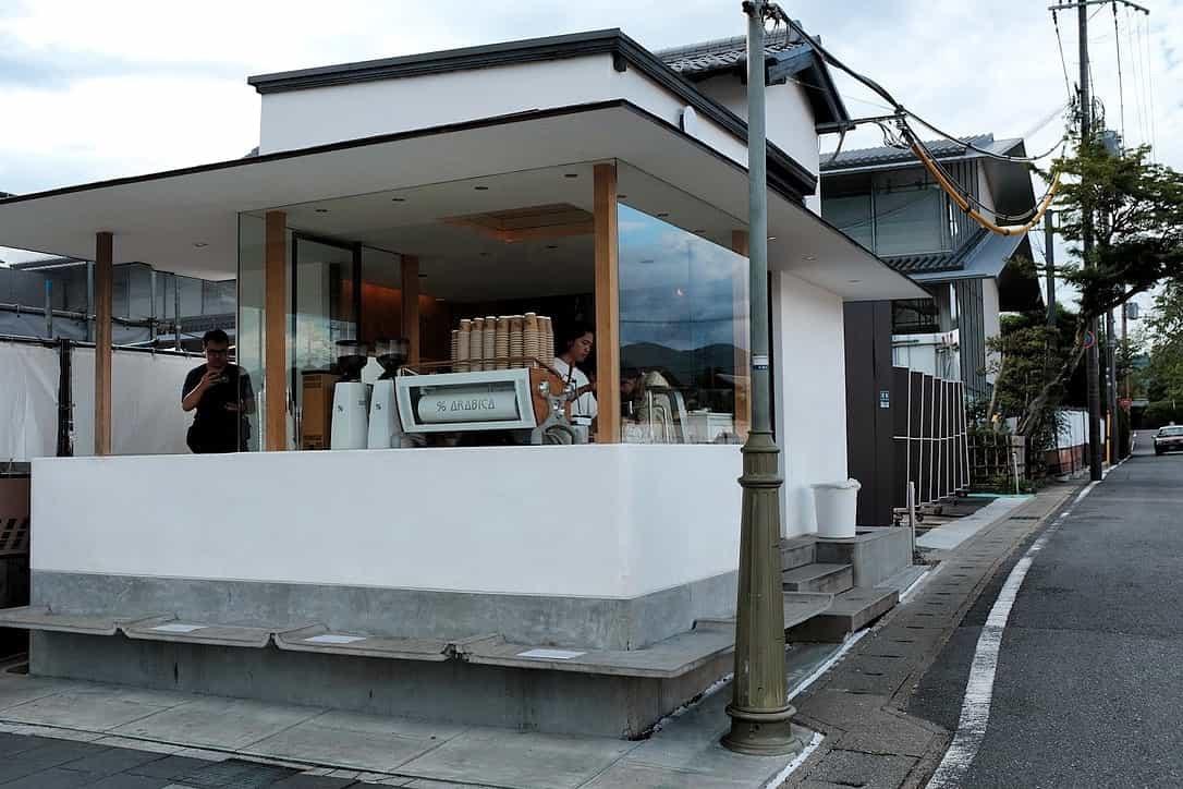 アラビカ京都