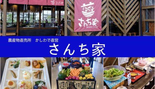 【さんち家】サラダバーどころじゃない「野菜だらけ」のビュッフェレストラン!