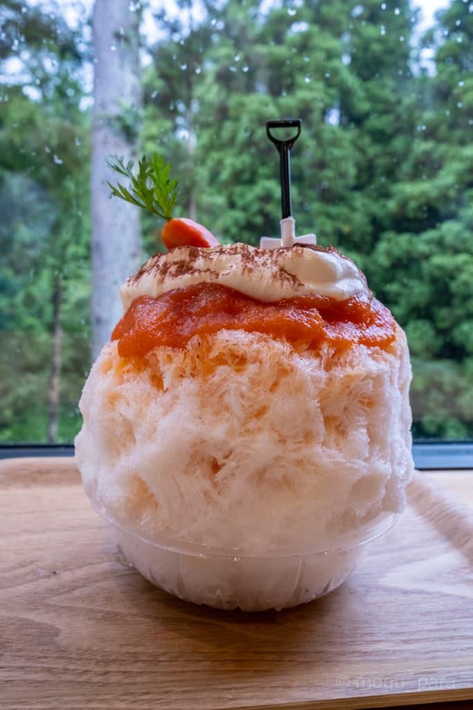 山猫のジェラテリア山猫 ジェラート ソフトクリーム かき氷